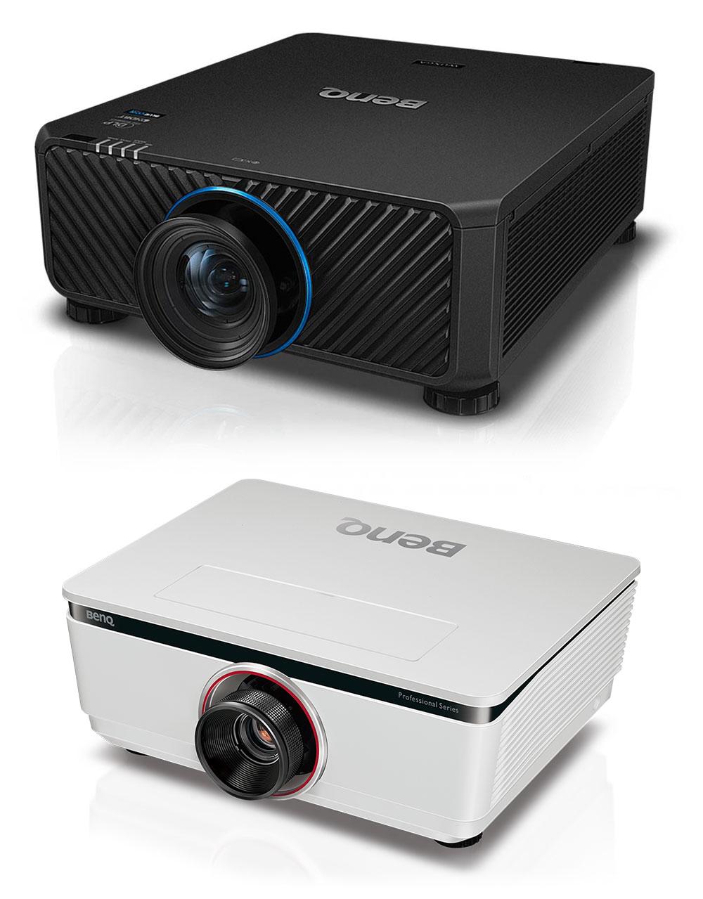 BenQ Großraum-Projektoren