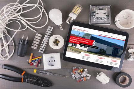 Relaunch Webseite | E.L.S. Elektrogroßhandel