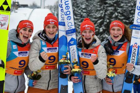 Juniorenweltmeisterschaft im Skisprung in Oberwiesenthal