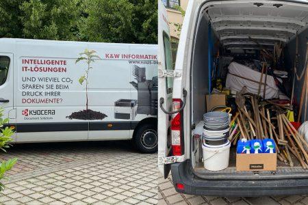 Wir unterstützen in Ahrweiler!